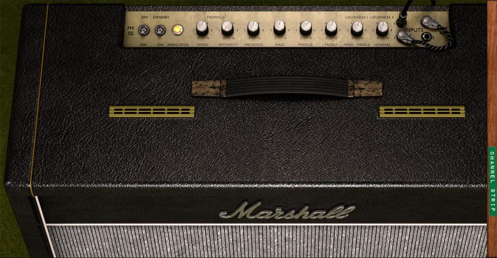 Marshall Bluesbreaker 1962 Plug-In