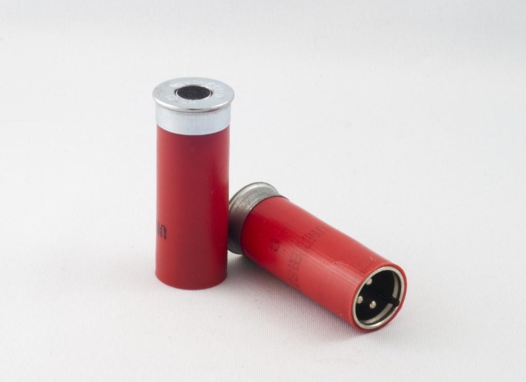 12 Gauge Microphones - Red12