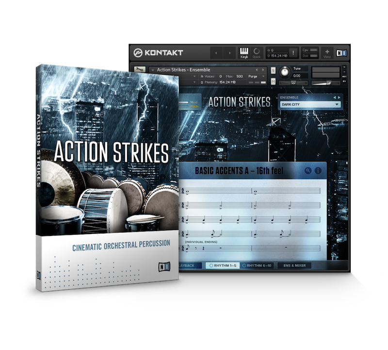 london orchestral percussion kontakt