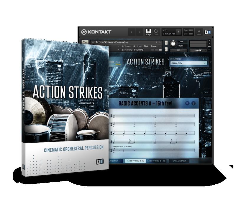 london orchestral percussion kontakt