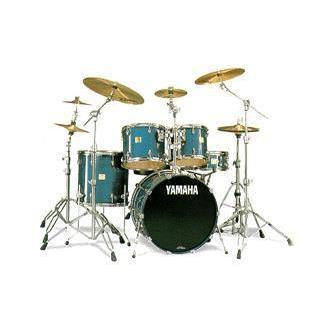 Yamaha Maple Custom Drumset