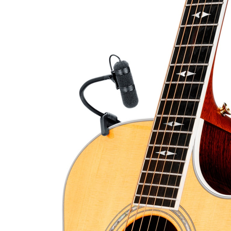d:vote 4099 Instrument Microphone for Guitar
