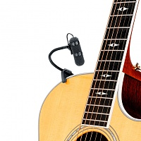 DPA Microphones d:vote 4099 Instrument Microphone for Guitar