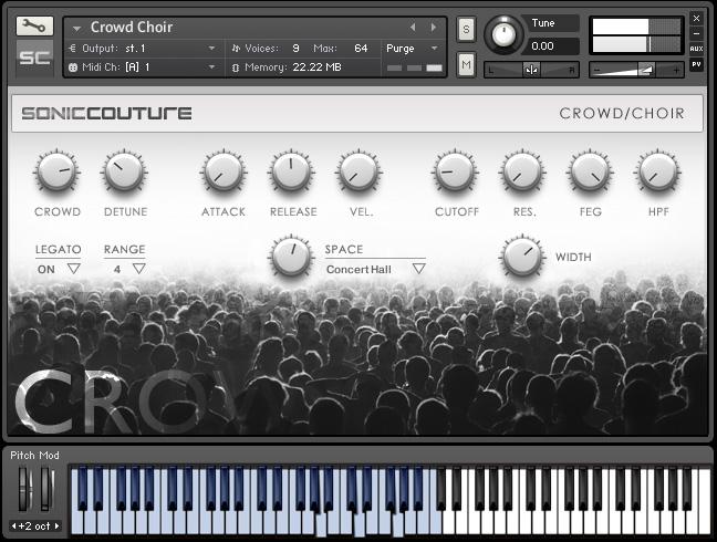 CrowdChoir