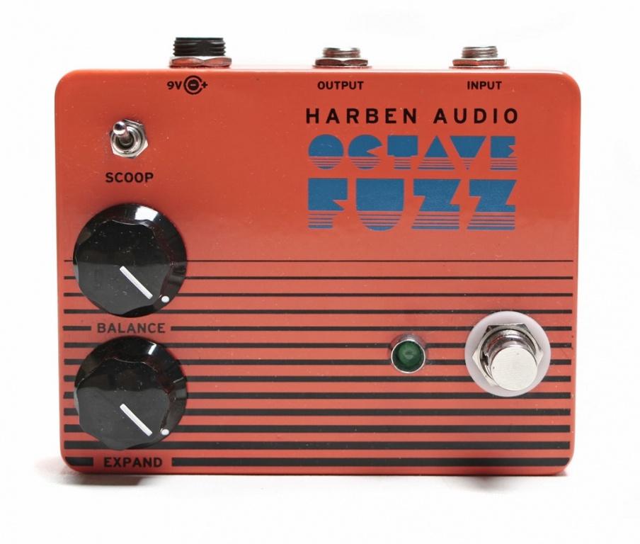 Harben Audio Octave Fuzz