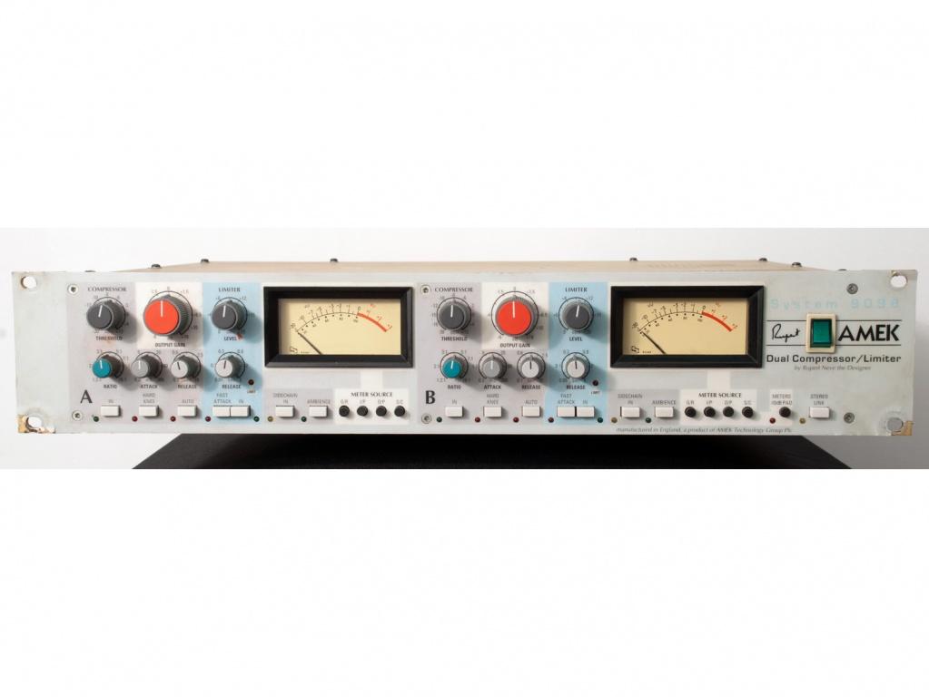 System 9098 Dual Compressor/Limiter
