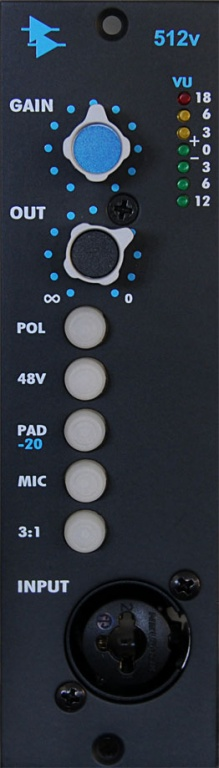 API Audio 512v