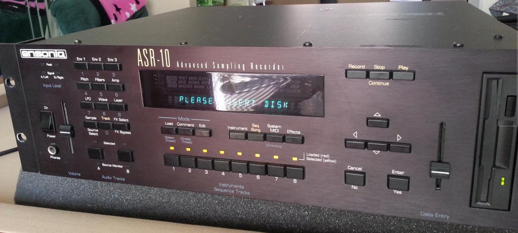 ASR-10R