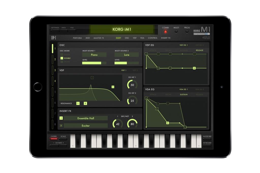 Test: Korg Gadget For Mac