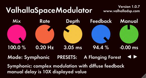 Space Modulator