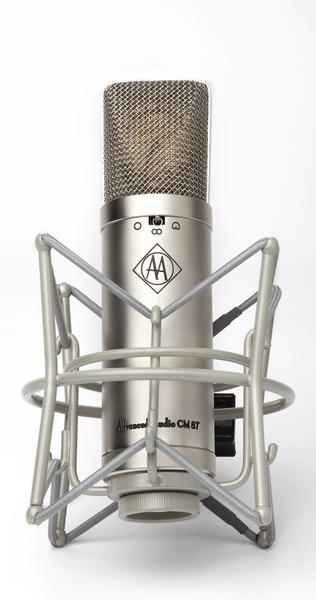 Advanced Audio Microphones CM87