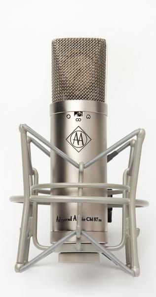 Advanced Audio Microphones CM87se