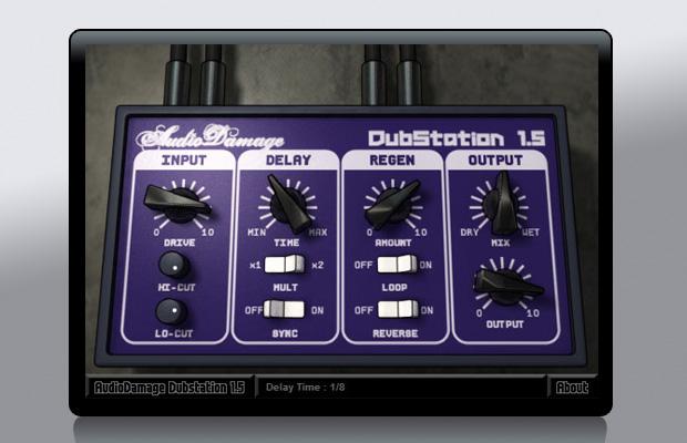 Audio Damage DubStation
