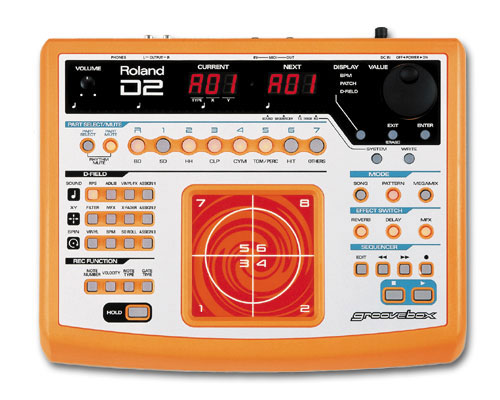 Roland Groovebox D2