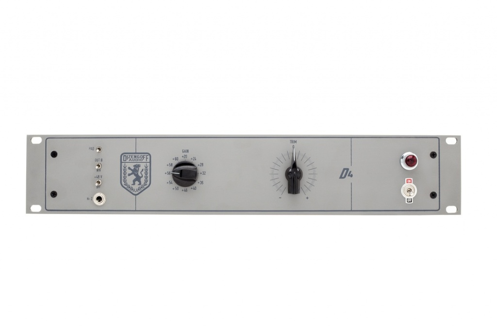 Dizengoff Audio D4 preamp