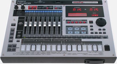 MC-808 GrooveBox