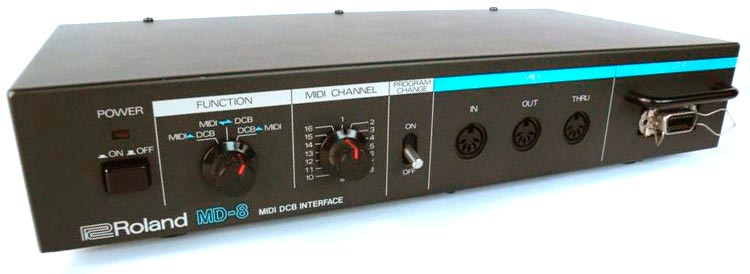 Roland MD-8