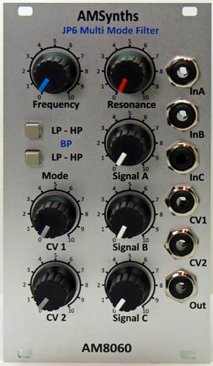 AM8060 JP6 Multi-Mode VCF