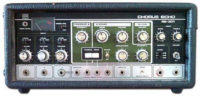 Chorus Echo RE-301