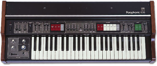 RS-505 Paraphonic
