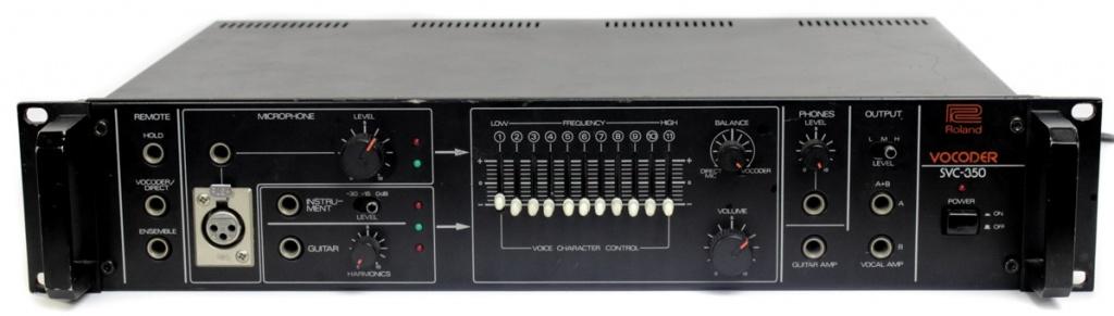 SVC-350 Vocoder