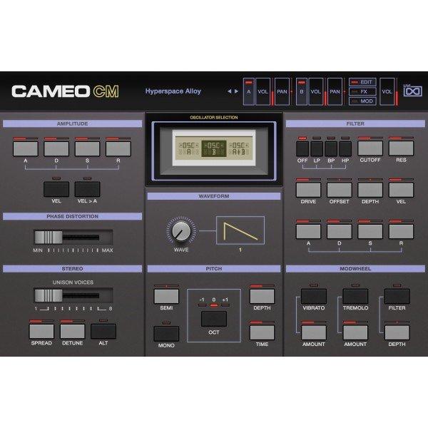 UVI Sounds & Software Cameo