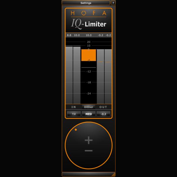 HOFA-Plugins IQ-Series Limiter