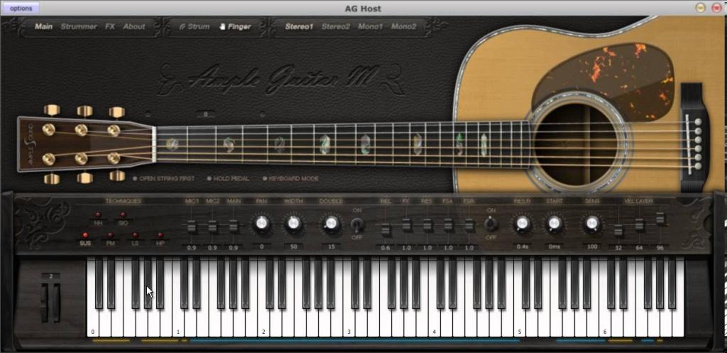 Ample Guitar M