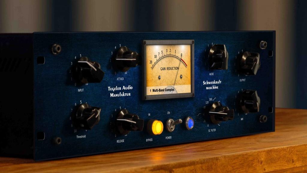 Tegeler Audio Manufaktur Schwerkraft Maschine