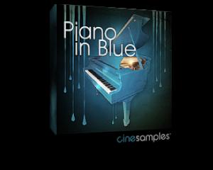 Piano In Blue 2