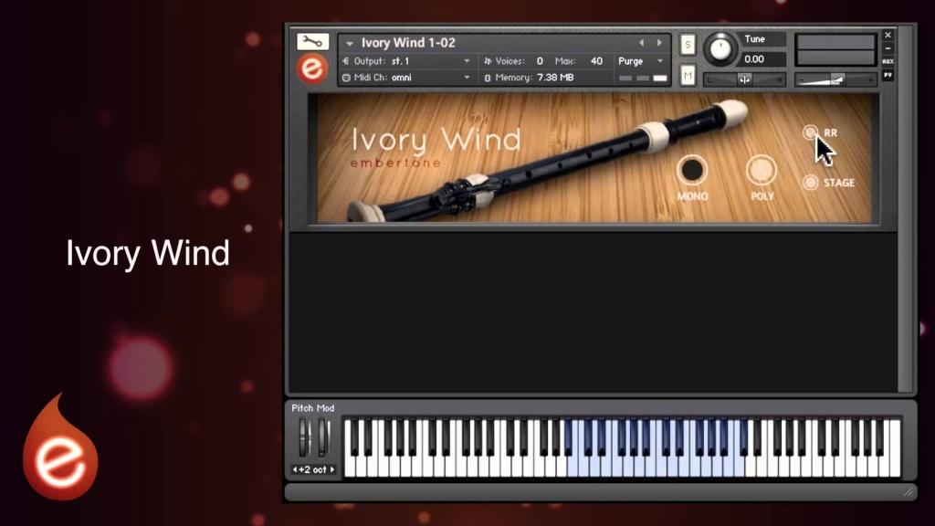 Ivory Wind