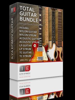 Total Guitar Bundle