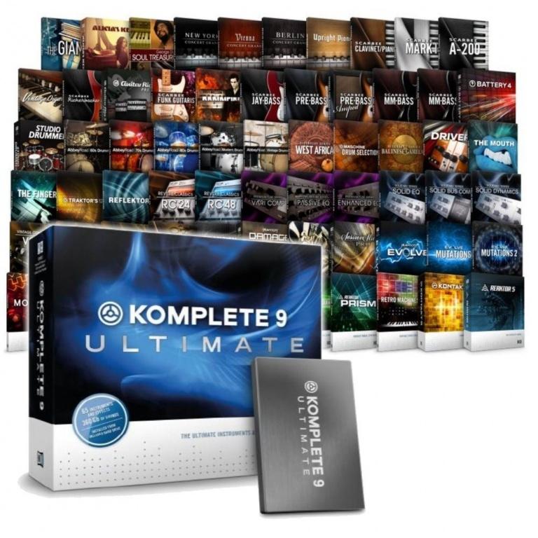 komplete 10 ultimate crack mac