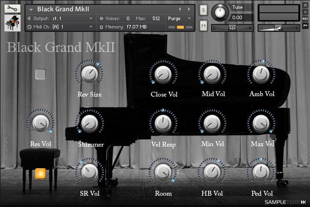 Black Grand Mk II