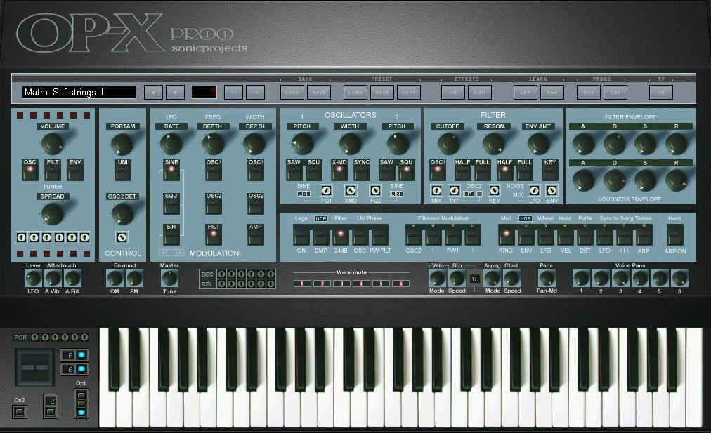 Op-x Pro II