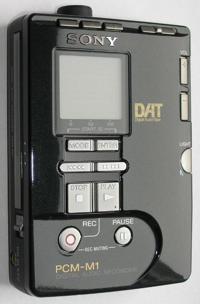 Sony PCM-M1