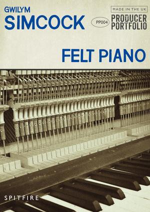 Gwilym Simcock Felt Piano