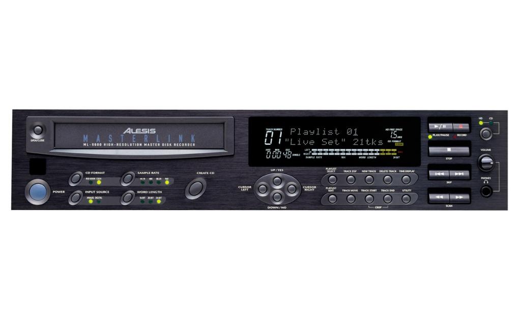 Alesis ML-9600