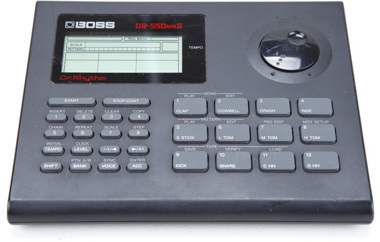 DR-550 mkII