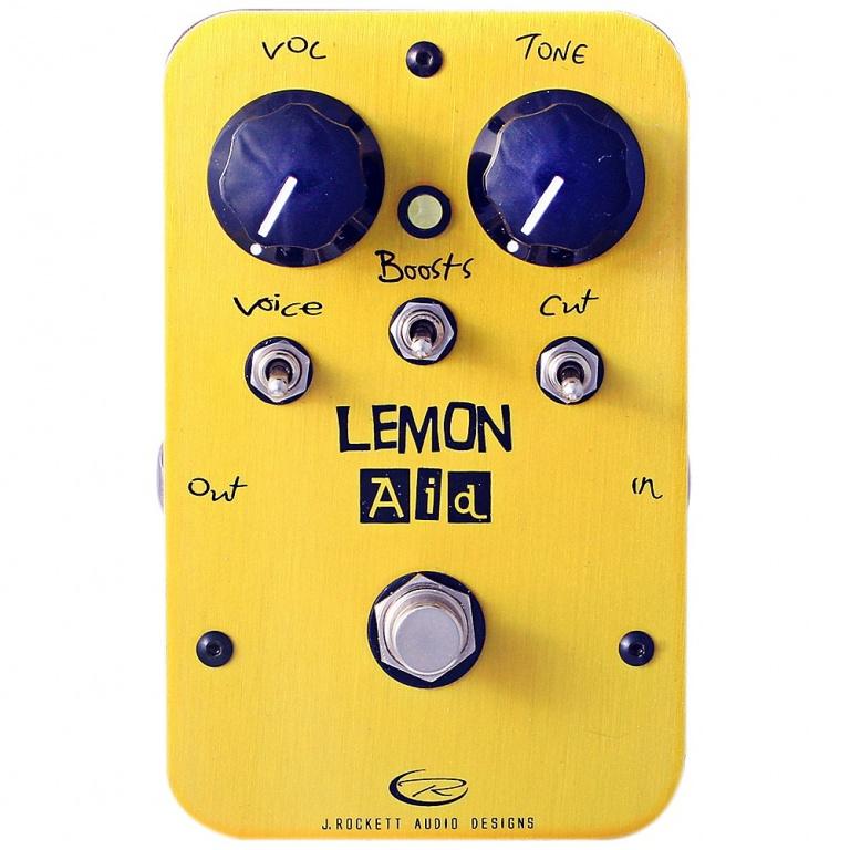 Lemon Aid Preamp