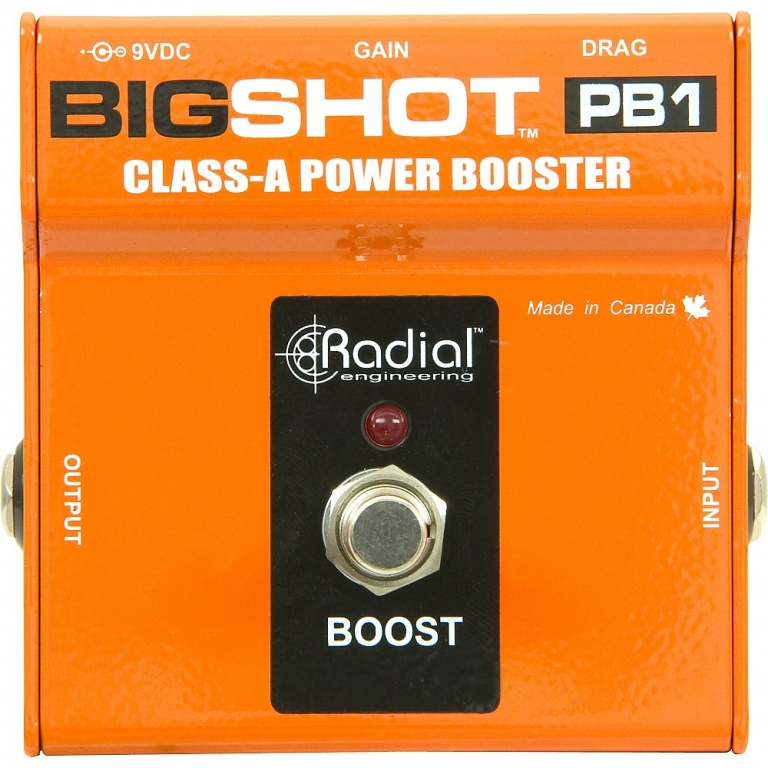 Big Shot PB1 Booster