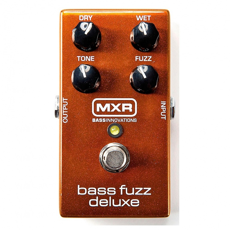 M84 Bass Fuzz Deluxe Pedal