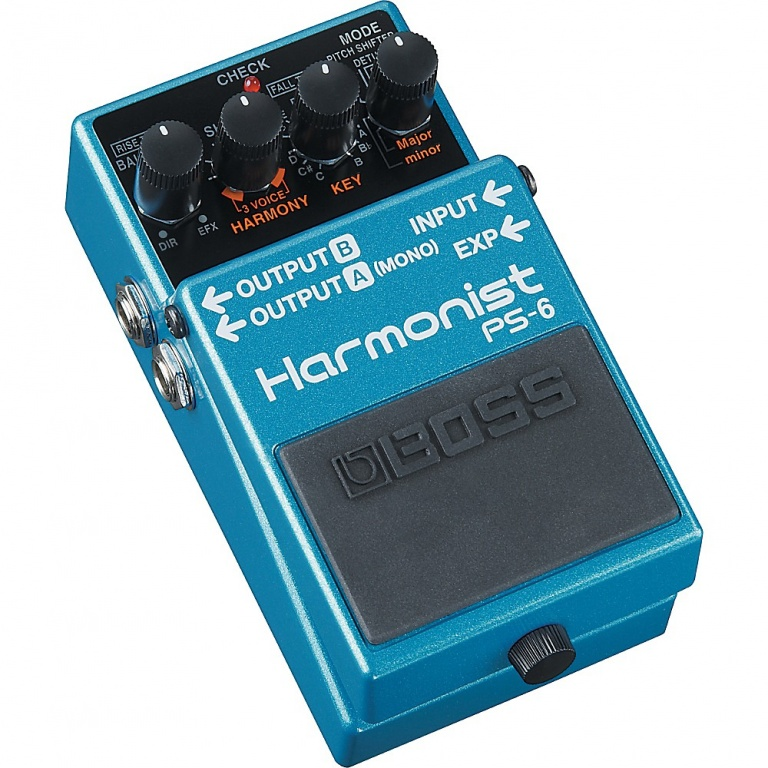PS-6 Harmonist Pedal