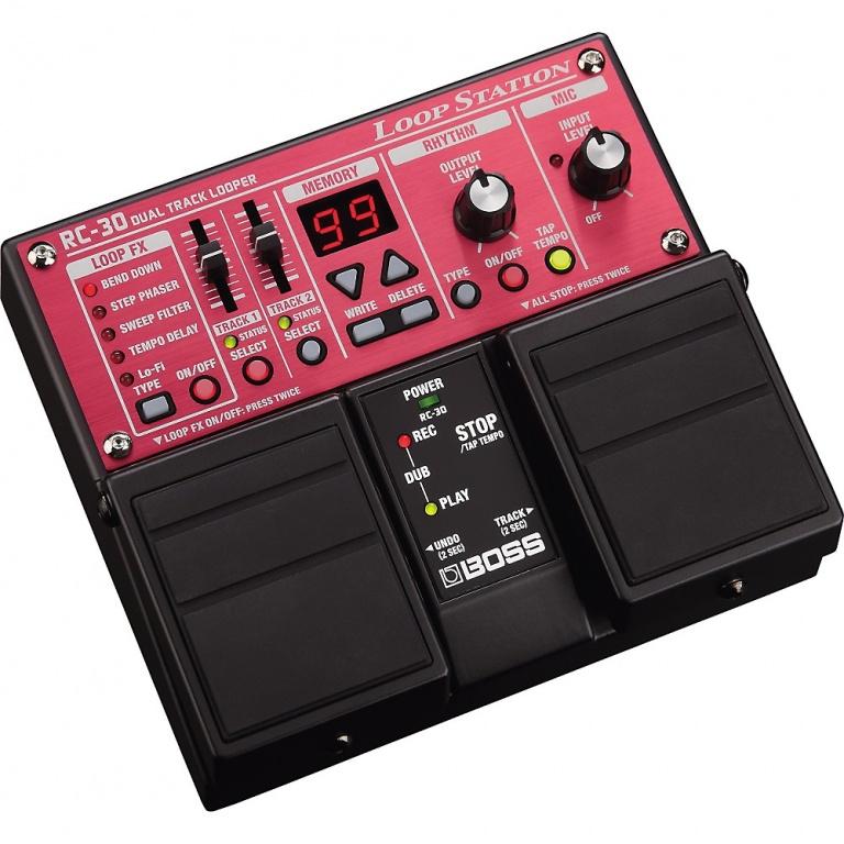 RC-30 Phrase Looper Pedal