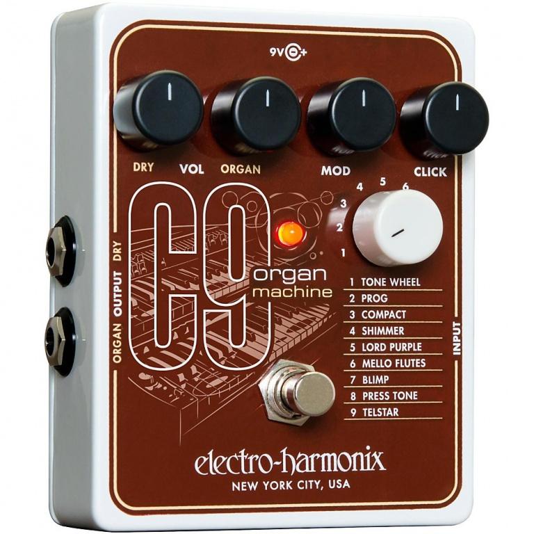 C9 Organ Machine