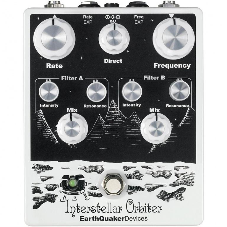 Interstellar Orbiter Dual Resonant Filter