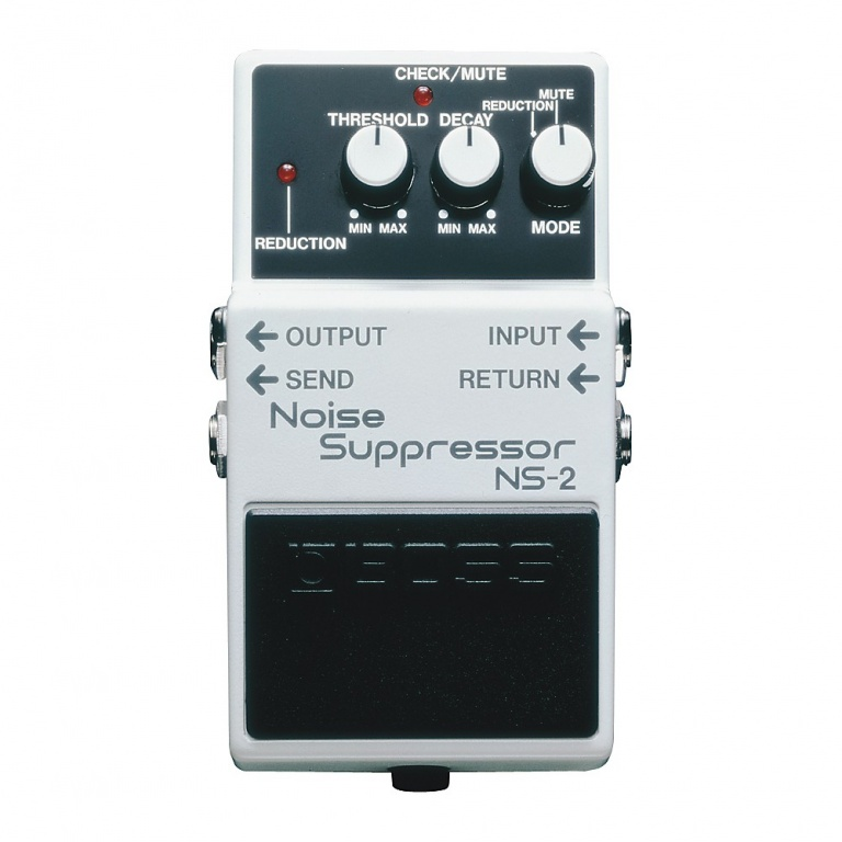 NS-2 Noise Suppressor Pedal