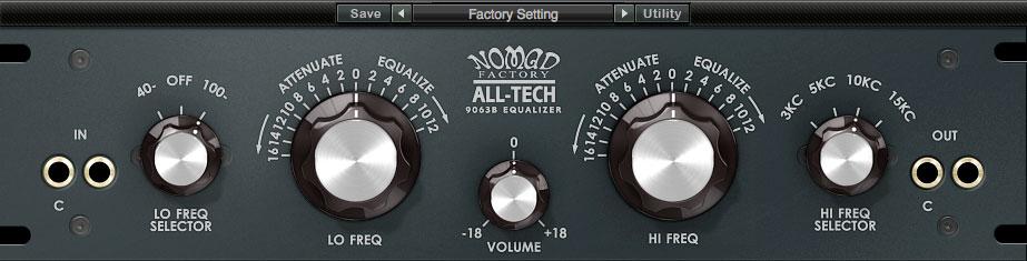 All-Tech 9063B