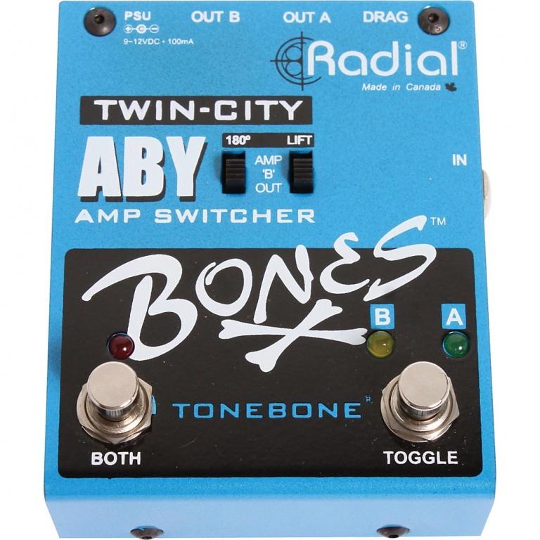 Bones Twin City ABY