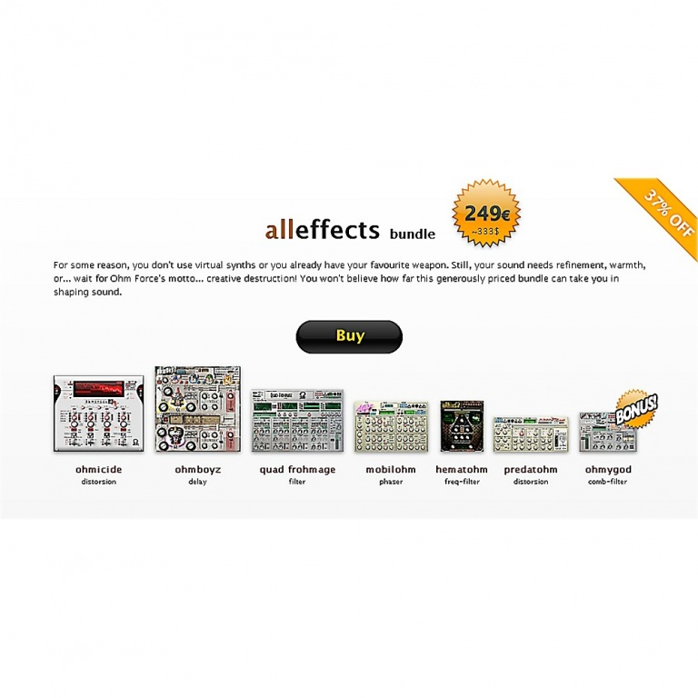 All Effects Bundle